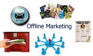 small busisness marketing offline